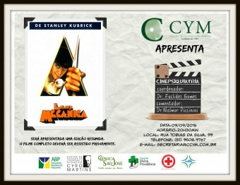 CINEPSIQUIATRIA DO CCYM