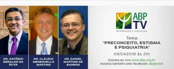 Presidente do CCYM participa do ABP TV